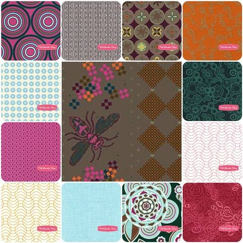 Fabric Selection on Craizee Corner blog v2