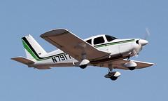 Piper PA-28-180 Cherokee 180 N7917W (ChrisK48) Tags: airplane aircraft 1964 dvt phoenixaz cherokee180 kdvt piperpa28180 phoenixdeervalleyairport n7917w