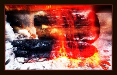 Light my Fire! (Megspics .) Tags: hot fire flames warmth burning heat glowing coals