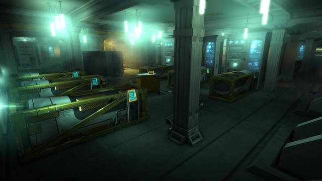 Deus Ex: Human Revolution 'The Missing Link' - Podroom