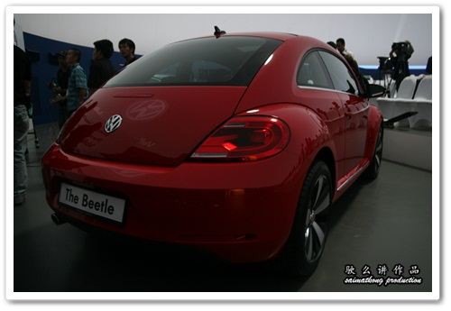The Beetle - The Bug! - Captured during last year Das Auto Show @ Bukit Jalil