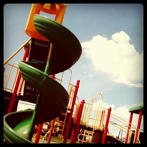 I love the park
