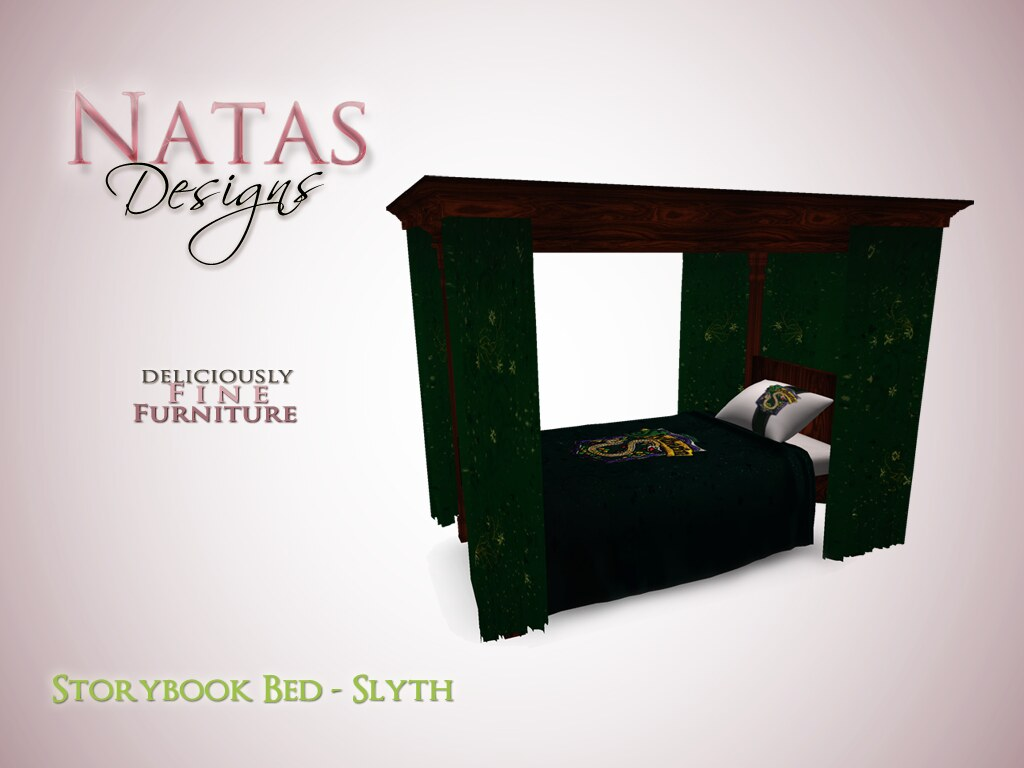 Storybook Bed - Slyth