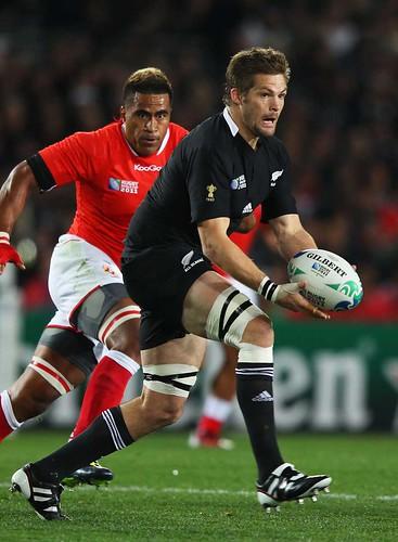 Mc Caw contro Tonga