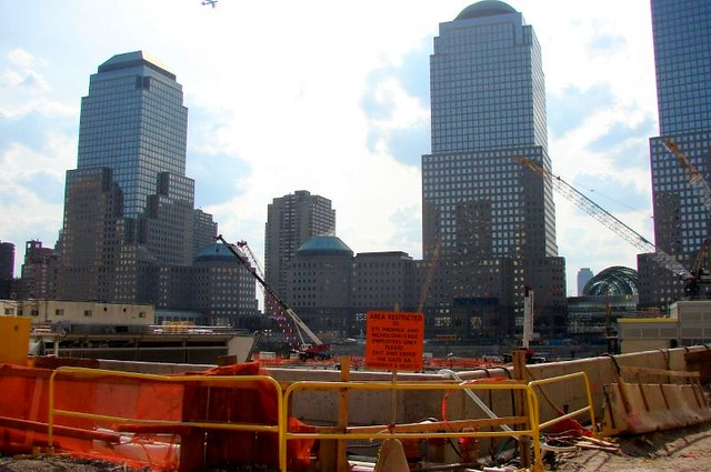 Ground Zero June 2008