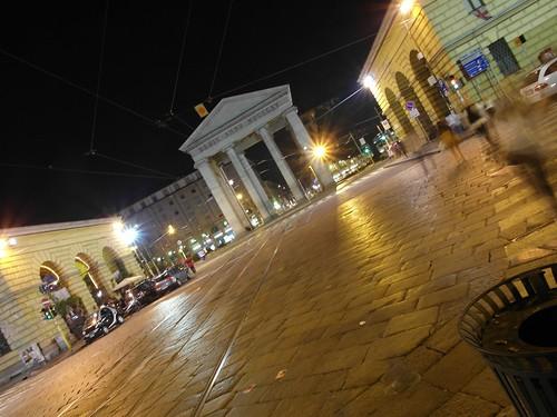 Porta Ticinese, Milan, Italy