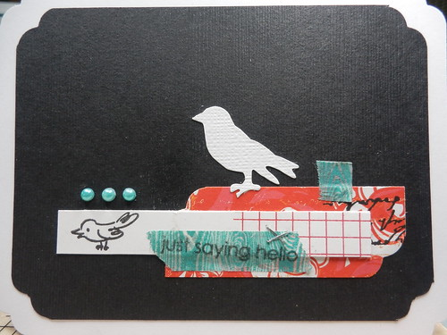 Washi Tape Card 2 by Tammy Ozuna
