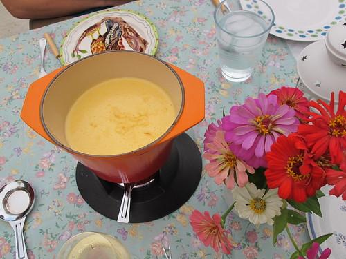 fondue party!