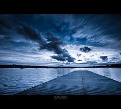 The Blue Planet (Marc Benslahdine) Tags: blue landscape paysage canonef1740mmf4lusm lightroom canoneos5dmkii lowhdr marcbenslahdine wwwmarcopixcom marcopixcom