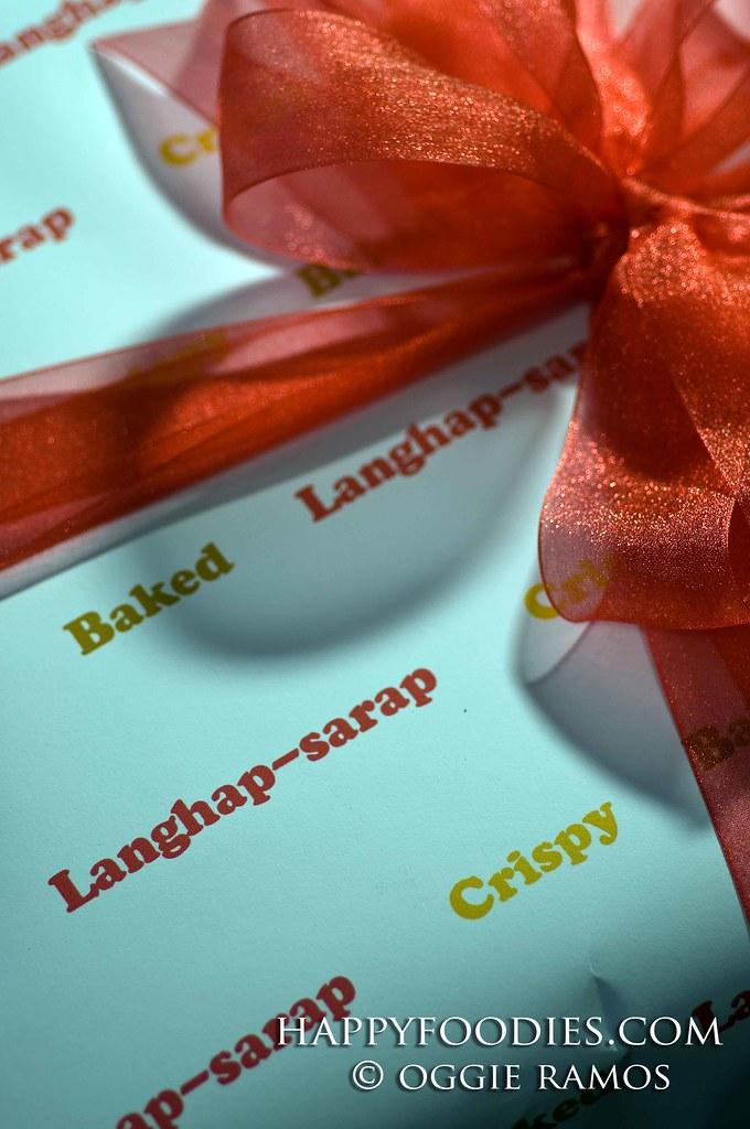 Langhap-sarap wrapper
