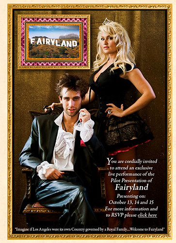 eInvite for Fairyland Pilot