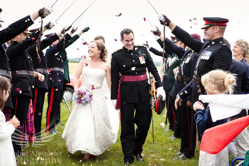 013 village fete wedding