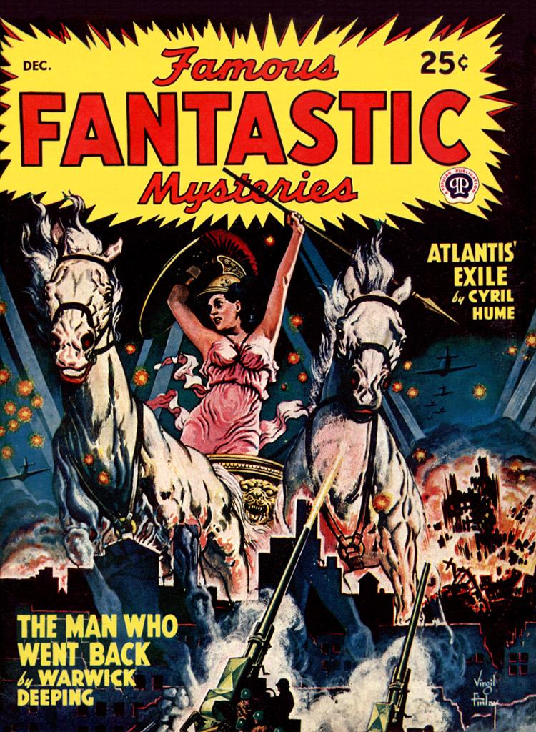 Famous Fantastic Mysteries 1947-12