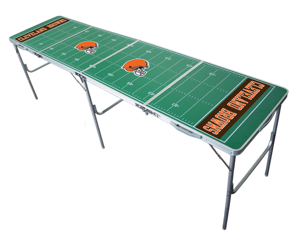 Cleveland Browns Tailgating, Camping & Pong Table