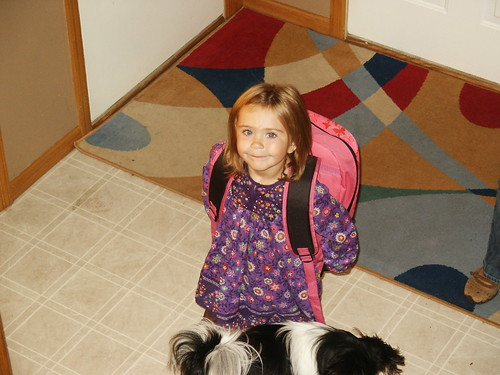 Kaylee Goes to Preschool 2011 (10)
