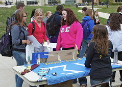 Involvement Fair (UWW ResNet) Tags: college uw wisconsin mall campus student community whitewater fair organization involvement leadership org assembly orgs uww