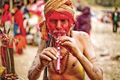 Freaks (PawelBienkowski) Tags: nepal festival freaks mela sadhus maghmela ridibazaar