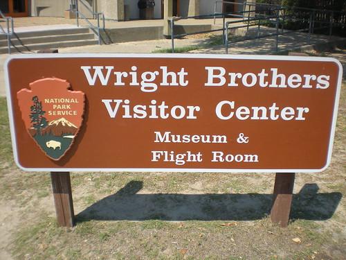 Wright Memorial: OBX, NC