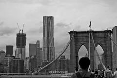 Brooklyn Bridge (andrewjsan) Tags: nyc brooklynbridge canon5d freedomtower canonef70200mmf4lusm