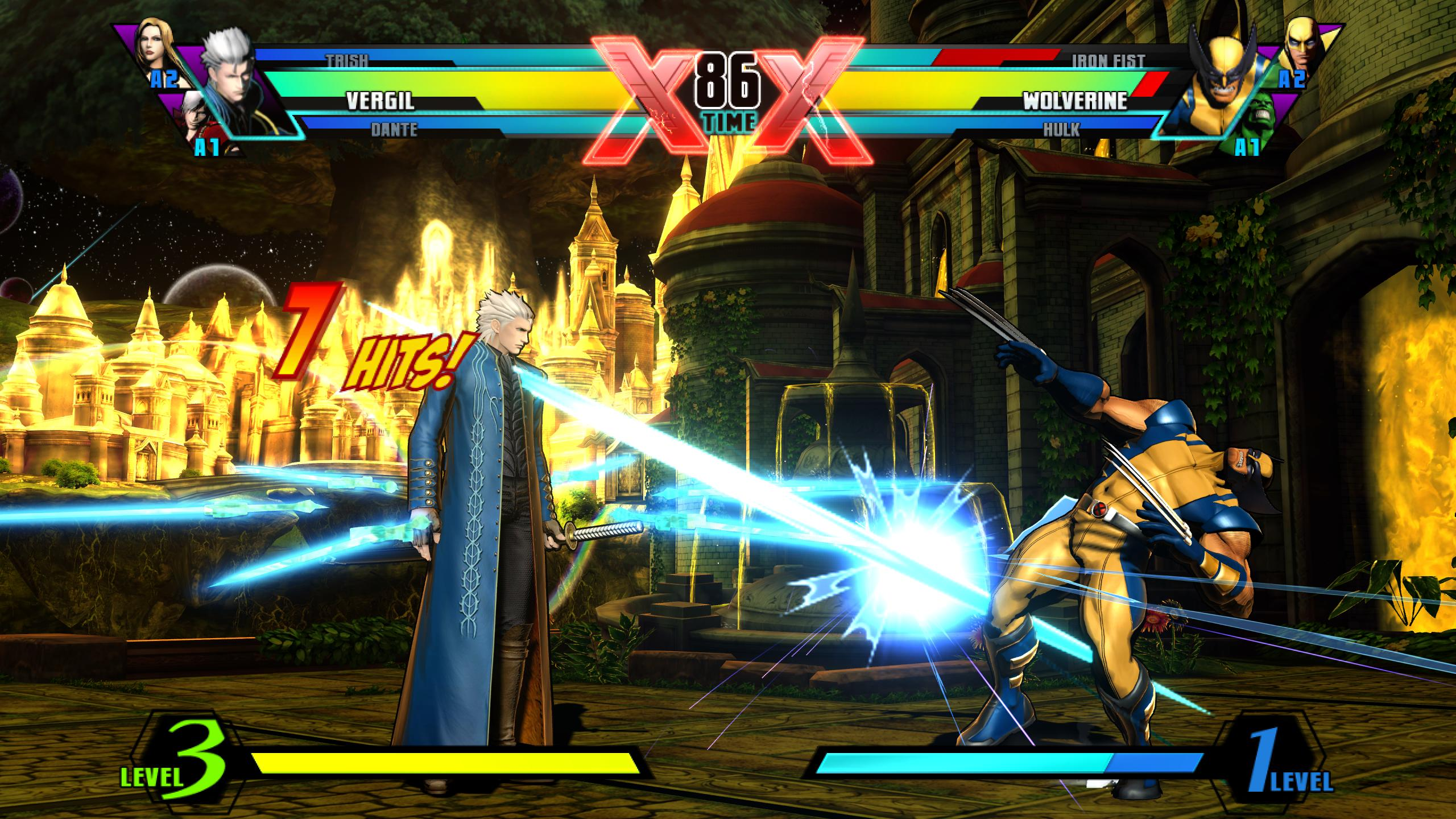 Vergil dans Ultimate Marvel vs. Capcom 3 6150570621_29c43c61ab_o