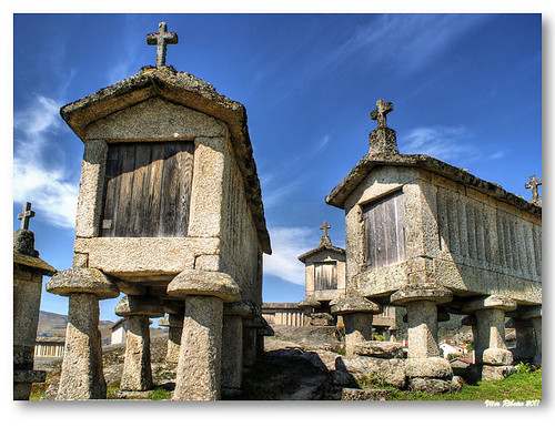 Espigueiros do Soajo #7 by VRfoto