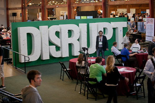 Disrupt! by jdlasica, on Flickr