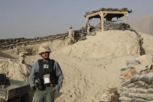 Donovan Wylie in Afghanistan