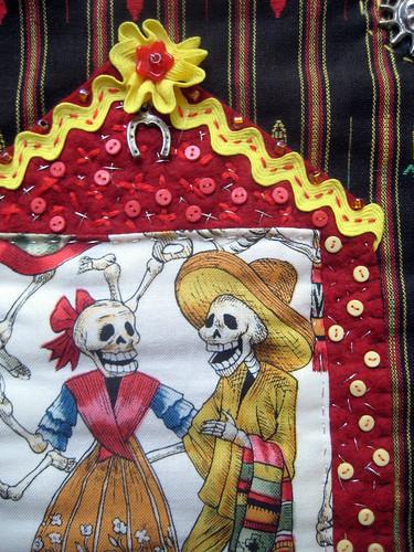 Dia de los Muertos Maize