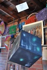 Borg cube piñata (mhaithaca) Tags: borg starfleet piñata borgcube ussserling