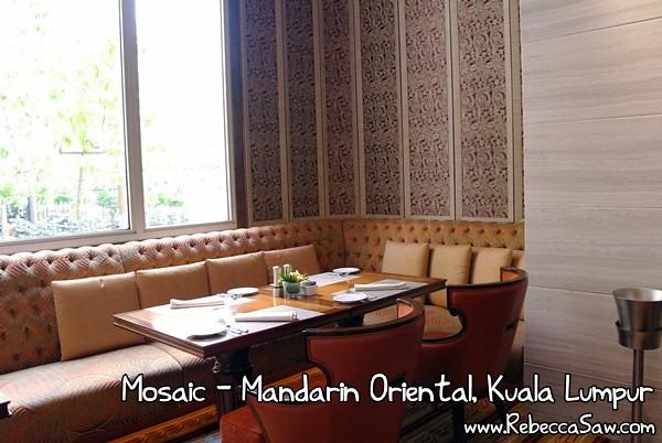 Mosaic- Mandarin Oriental, Kuala Lumpur-41