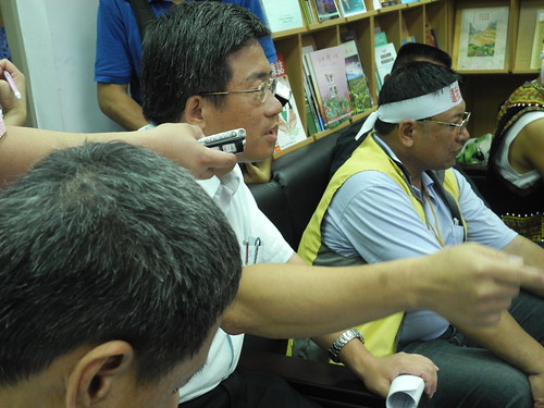 交通部公路總局副局長趙興華。攝影:廖靜蕙