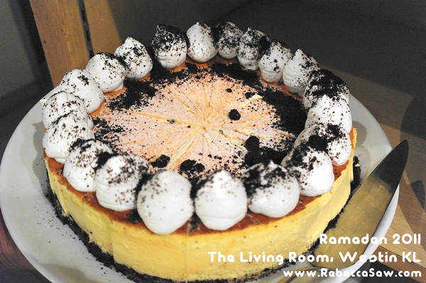 Ramadan 2011 - The Living Room, Westin KL-45