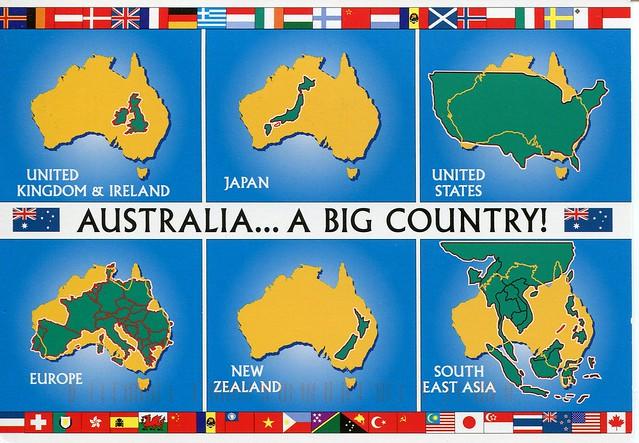 Australia - A BigCountry