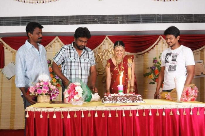 Hansika Motwani 2011 Birthday Photos