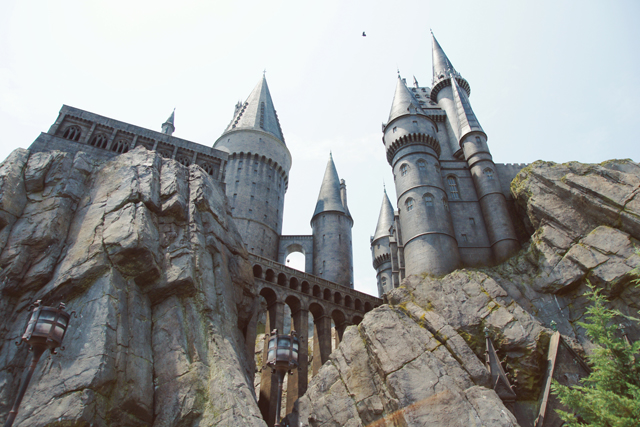 Hogwarts Castle @ Wizarding World of Harry Potter | Islands of Adventure | Orlando, FL
