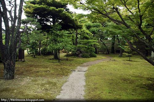 Nijo Castle 二条城 - Honmaru Garden