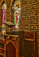 Inside an Armidale Chapel