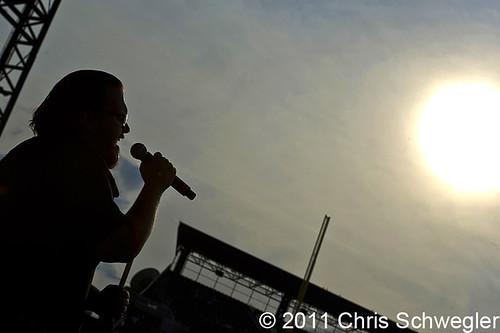 Ty Stone - 08-12-11 - Comerica Park, Detroit, MI
