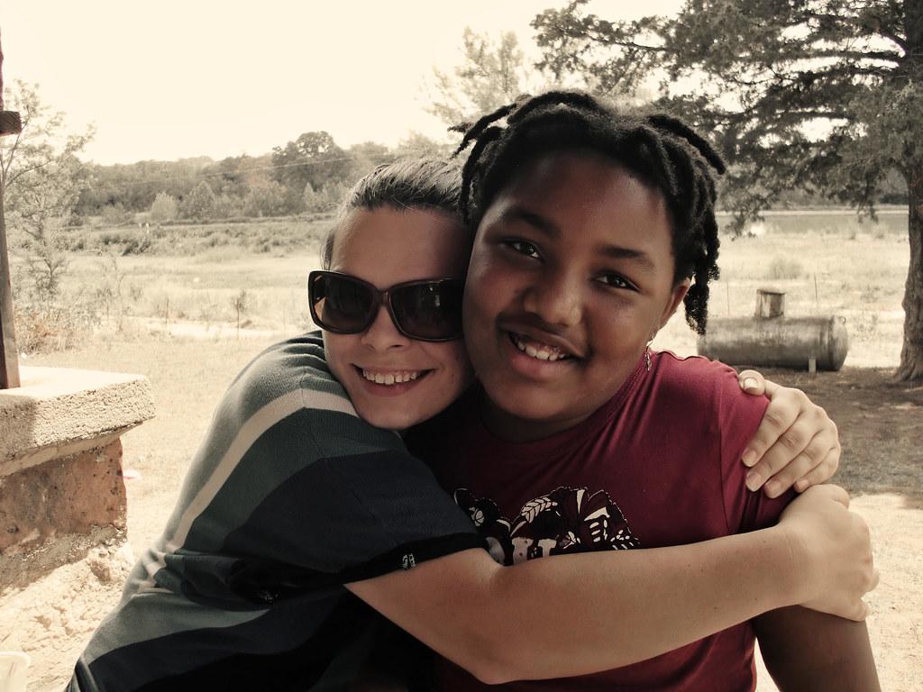 Shawna and Emi