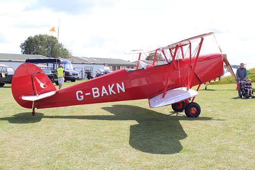 G-BAKN_  Dunkswell