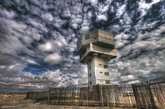 Seaforth radar tower (mrcheeky2009) Tags: tower hdr crosby merseyside seaforth rivermersey gromley seaforthradartower anthonley