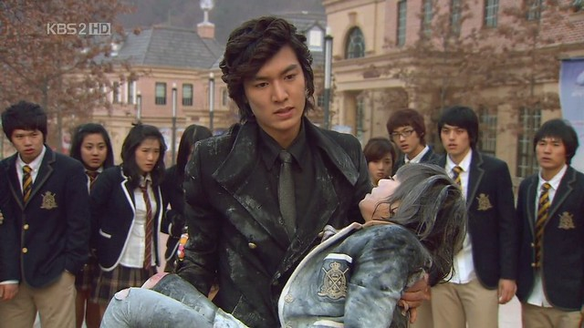 LEE MIN HO boys before flowers