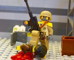 HCSR (Brickitect) Tags: lego military hcsr gibrick