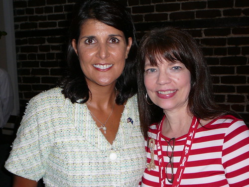 Gov. Haley & RWM52
