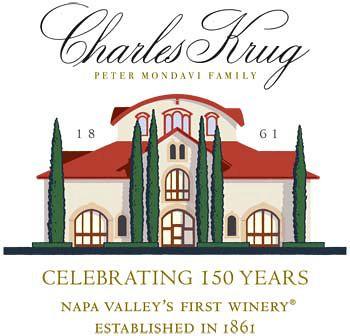 Charles Krug Winery 150th Anniversary