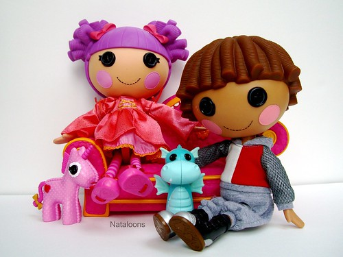 Lalaloopsy Sir Battlescarred And Lady Stillwaiting