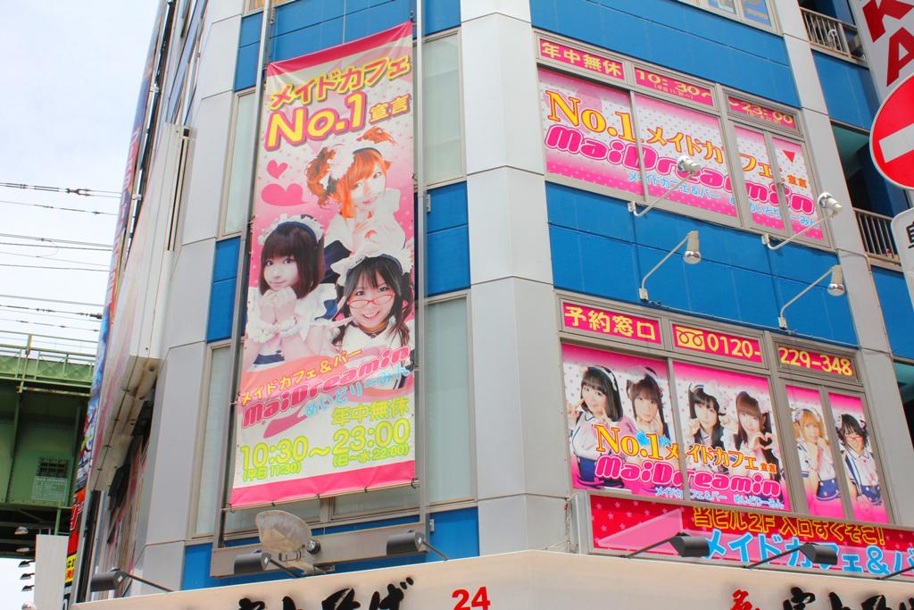 A walking guide of Akihabara (8)