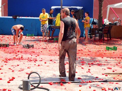 Roquetina y Banya - Fiestas Tradicionales del Barrio de San Roque - 2011 - Alicante - 01