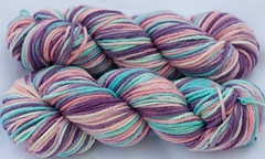 Songs of an Enduring Heart on Spirit Organic Merino Bulky - 4 oz (...a time to dye)