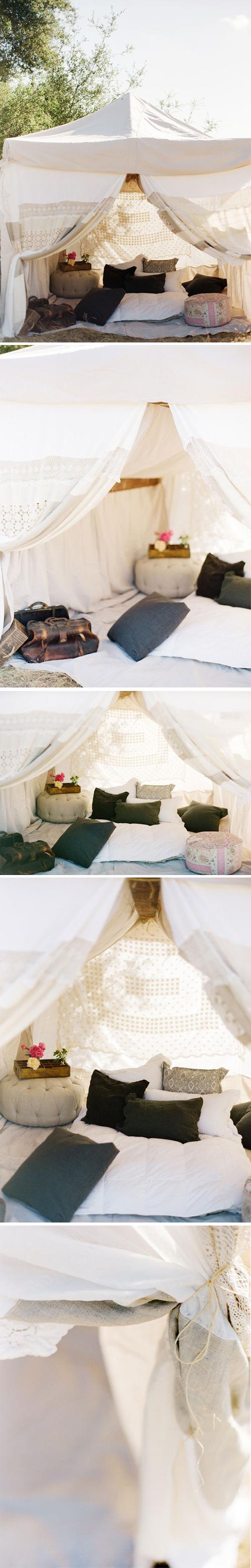Vitnage-Tent